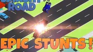 Smashy Road - EPIC XTREME STUNTS!!!