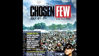 The Chosen Few™ Old School Reunion Picnic 2013 with Mike Dunn, Part 1