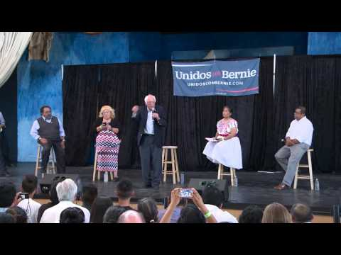 Immigration Town Hall | Bernie Sanders