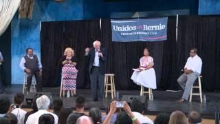 Immigration Town Hall   Bernie Sanders