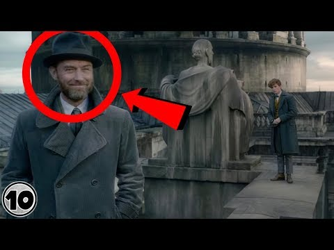 Top 10 Easter Eggs You Missed In The Fantastic Beasts: Crimes Of Grindewald Trailer