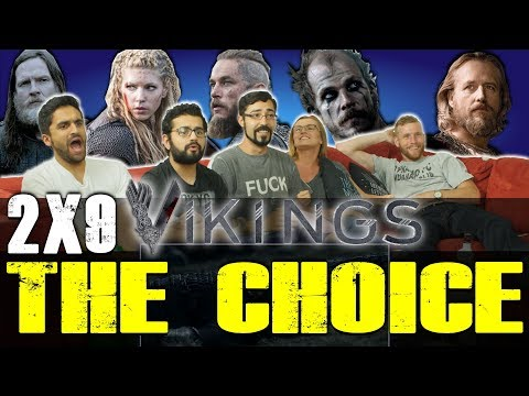 VIKINGS - 2x9 The Choice - Group Reaction
