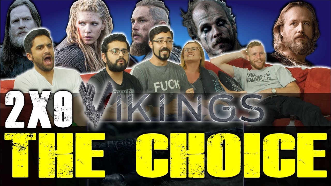 Download VIKINGS - 2x9 The Choice - Group Reaction