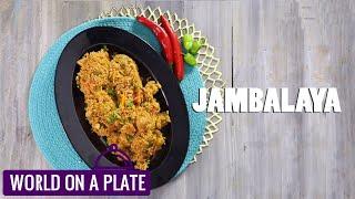 How to make Jambalaya | World on a Plate | Manorama Online Recipe