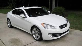 2010 Hyundai Genesis Coupe Videos