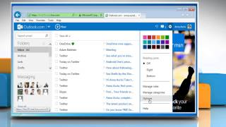 How to change the font in Outlook.com