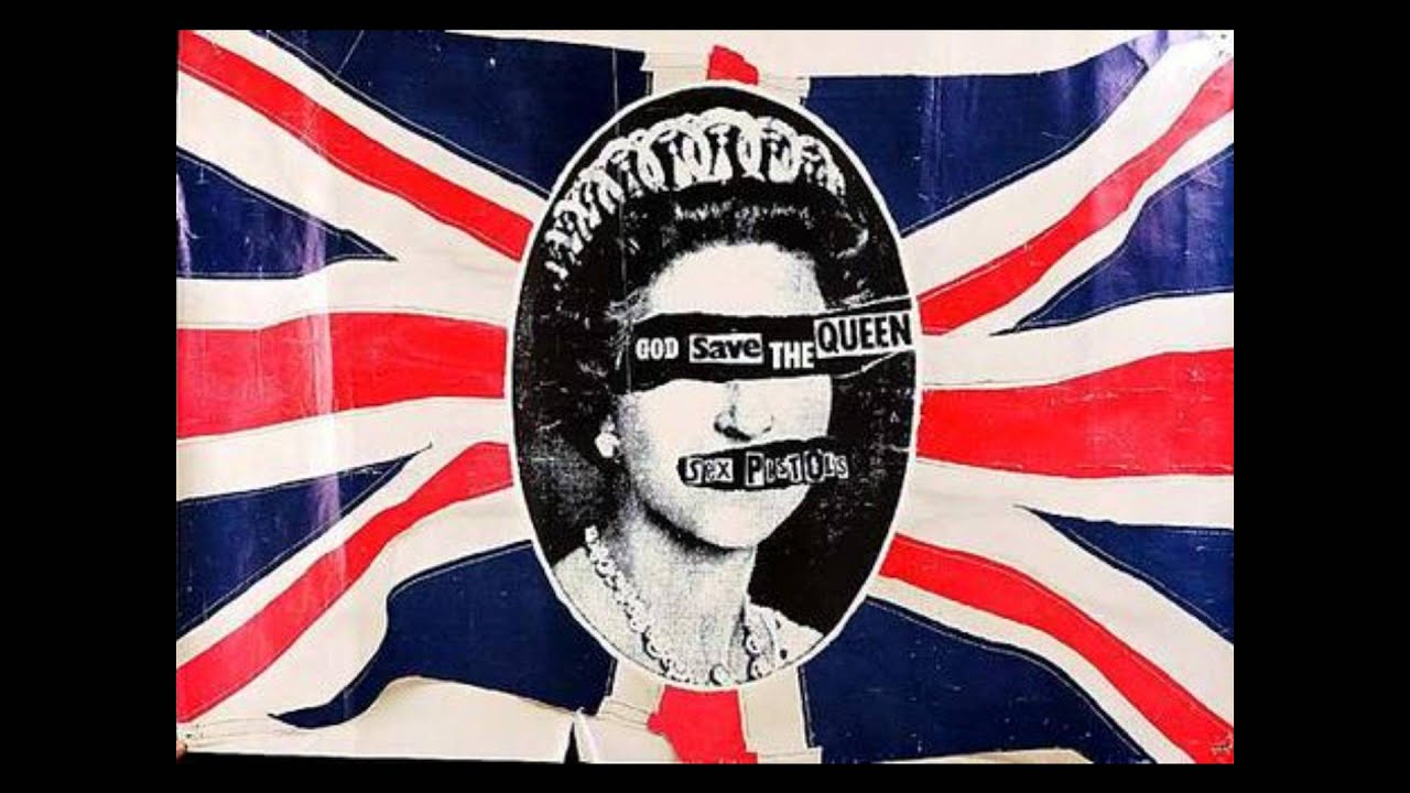 God Save The Queen By Sex Pistols 95