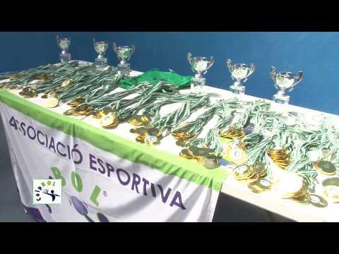 2º Campeonato de España de Colpbol 2018 (resumen en imagenes)