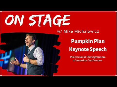 The Pumpkin Plan - Speech By Mike Michalowicz