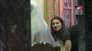 أشرف زكي وسامح الصريطي يقدمان عزاء «فاروق شوشة»