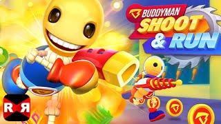 Buddyman: Shoot And Run (By DreamSky) - iOS / Android - Gameplay Video