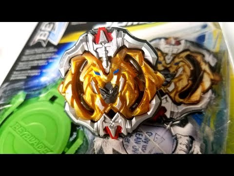 Archer Hercules H4 NEW Hasbro Beyblade Turbo Unboxing Review