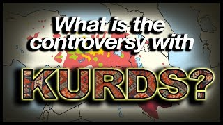 What is the controversy with Kurds? (Geography Now!) Video