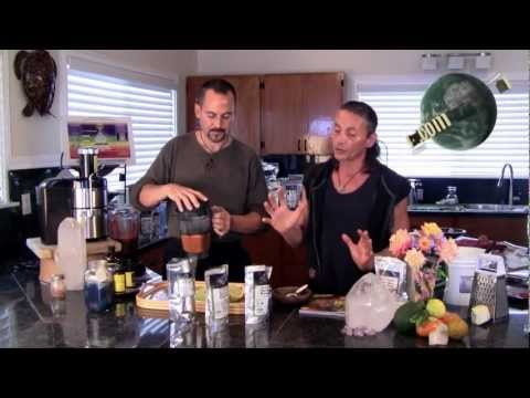 Dr Robert Cassar w/ Mark Daniells: The Basics Of Smart Juicing - Super Charging your Fresh Juices