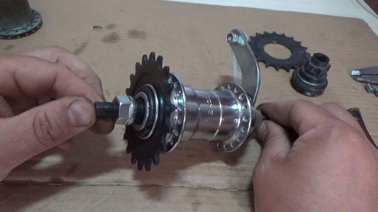 4 янв 2016. В данном видео я делюсь опытом доработки каретки советского велосипеда ммвз аист пром подшипники 203 ось 119 мм (longus).