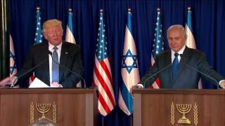 Key moments from Trump's news conference with Netanyahu