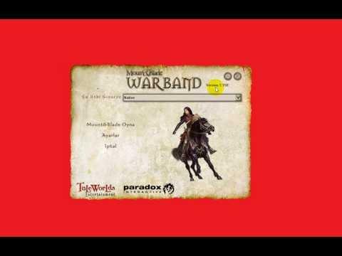 Mount&Blade Warband 1.158 Crack ( Sesli Anlatım ) GÜNCELLENDİ 1.158 ve 1.153 SERİAL KEY 19.06.2014