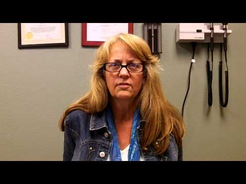 Cherie - Chronic knee pain
