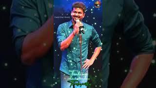 THALAPATHY VIJAY  Motivational Speech   Tamil Star MusiQ   audio launch thalapathy speech
