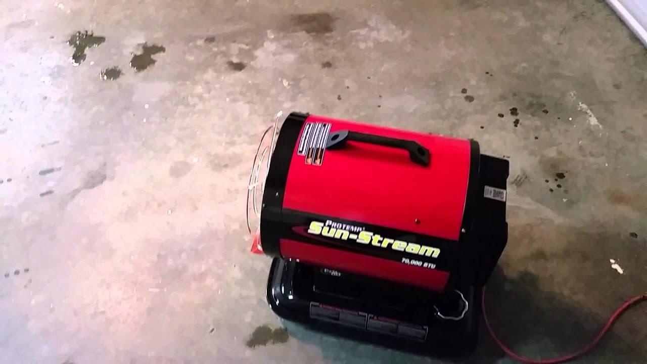 Protemp Master Heater Sun Stream Pt 70 Ss 70 000 Btu