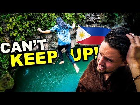 CRAZY FILIPINA Shows Us LOCAL LEGAZPI Adventure!