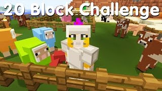 Minecraft PS4 - 20 Block Challenge - Rainbow Collection (17)