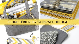 Back To School 2016 | Budget Friendly School or Workbag & Massive week long giveaway
