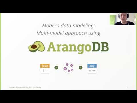 Modern data modeling: Multi-Model approach using ArangoDB