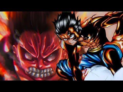 Gear Monkey D Luffy From 2 To Gear 5 One Piece