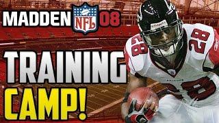 Madden 08 Franchise: Atlanta Falcons - Training Camp Ep. 1