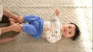 ベビモ2011年4月号 手遊び歌「大きな山をのぼりましょう」【主婦の友社】 thumbnail