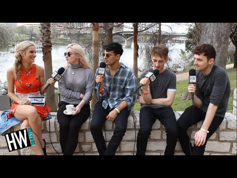 Clean Bandit Reveal Most Starstruck Moment & First Impressio