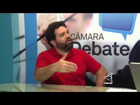 Câmara Debate -=- RELAÇÕES INTERNACIONAIS - Henrique Menezes (Prof. UFPB)