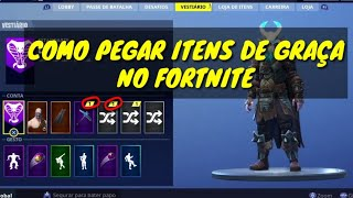 HOW TO PICK SKINS, PICKAXE, DELTA WING FOR FREE AT FORTNITE-FREE ITEMS | PS4 | Tutorial