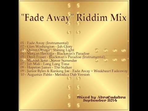 """Fade Away"" Riddim Mix - Junior Byles - Lee Perry"