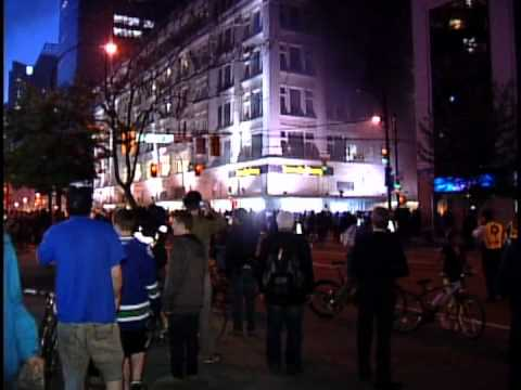 CHEK News - Vancouver Riot Live Coverage