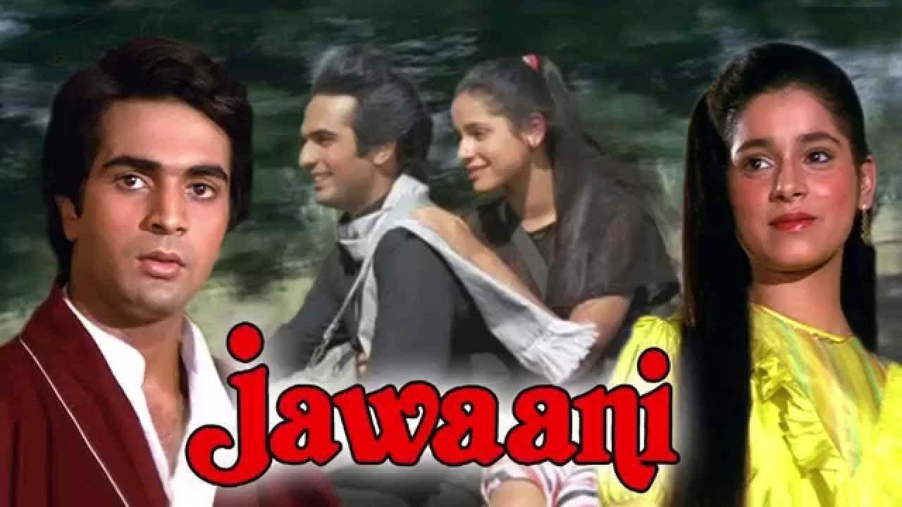 Download Jawaani (1984) Full Hindi Movie | Sharmila Tagore, Neelam Kothari, Karan Shah, Anupam Kher