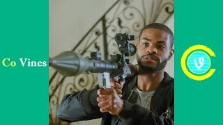 Try Not to Laugh or Grin Watching Ultimate King Bach Funny Skits Compilation  Co Vines✔