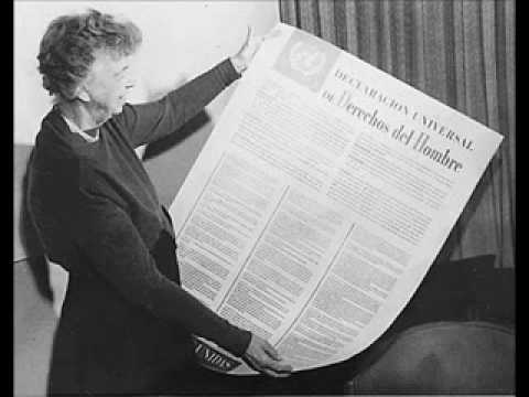 History Of Universal Declaration of Human Rights Charter