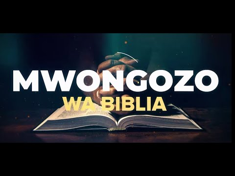Download MWONGOZO WA BIBLIA - PUMZIKO, MAHUSIANO NA UPONYAJI