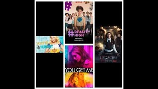 My Top Favorite Netflix Movies and Tv Shows
