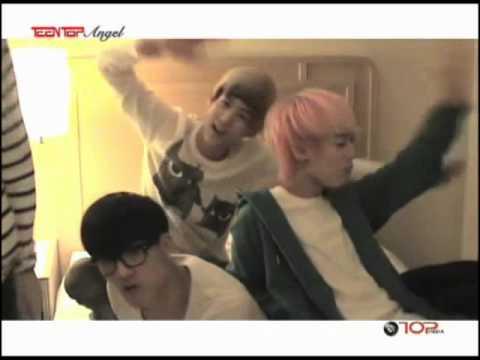 Teen Top Angel MV instrumental