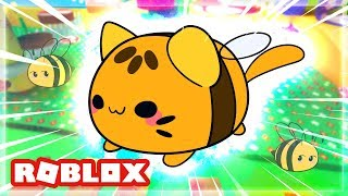 MON ABEILLE PETIT CHAT ♥ | Roblox Bee Swarm Simulator