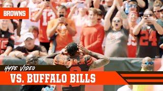 Browns vs. Bills Hype Video (Week 10) | Cleveland Browns