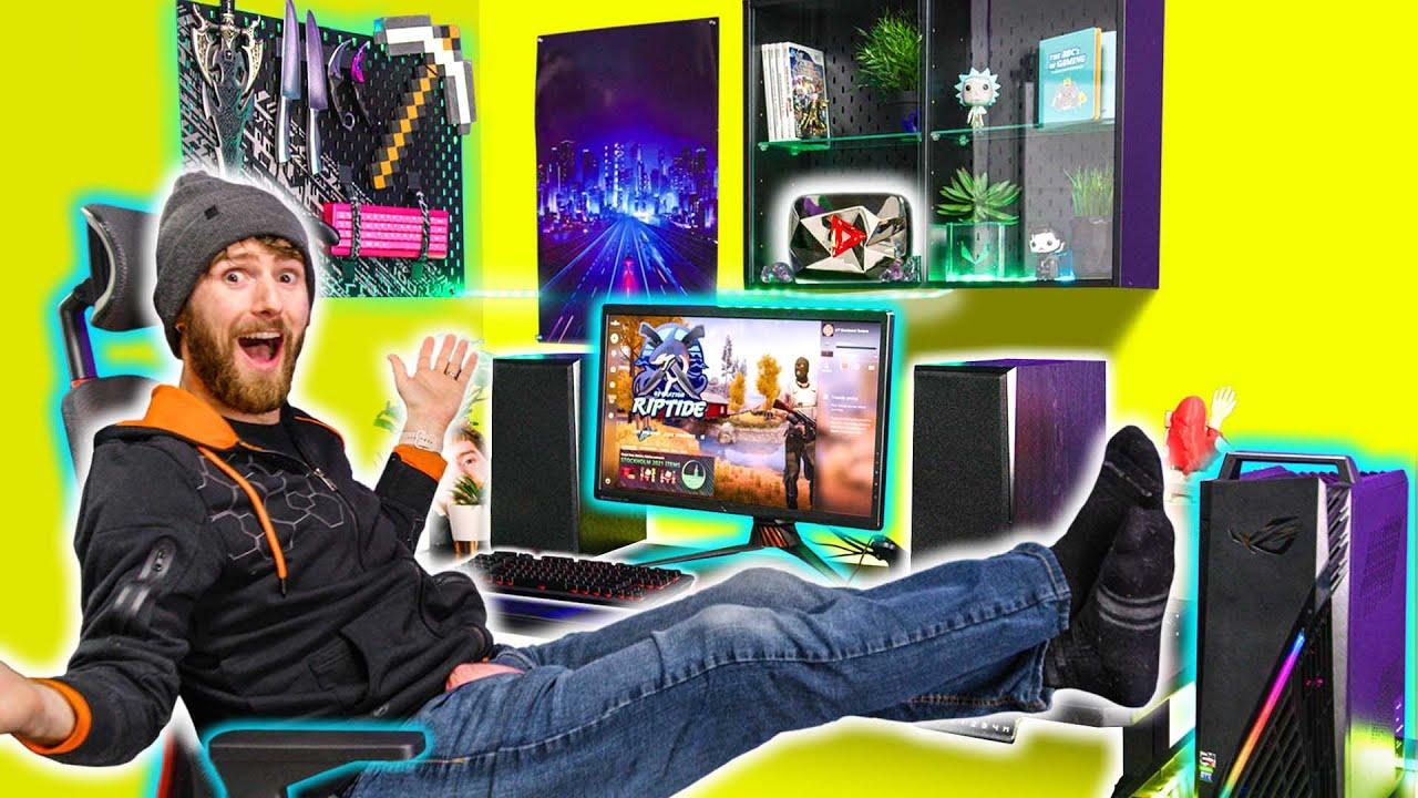 Download ULTIMATE IKEA x ROG Gaming Setup
