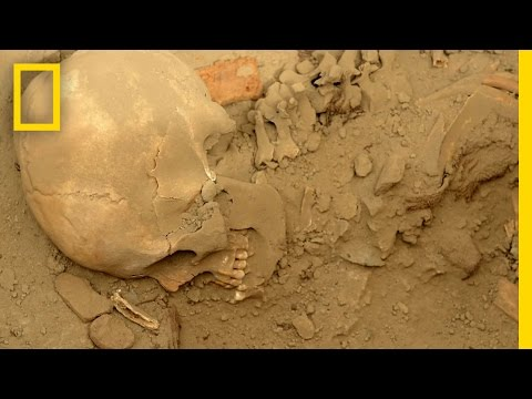 Hidden Tomb Reveals a Treasure Trove of Royal Remains | National Geographic