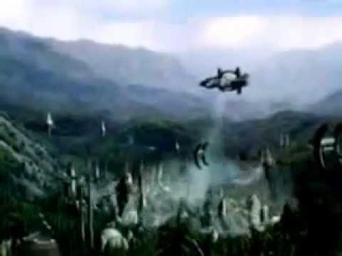 Stargate The Asgards Ameno music video