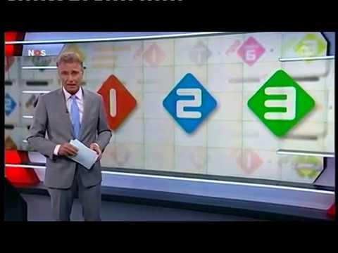 NOS Journaal - Nederland 1-2-3 nu NPO 1-2-3 (19-8-2014)