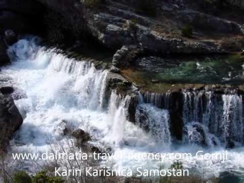 Gornji Karin - Croatia, Travel and Vacation  http://dalmatia-travel-agency.com/