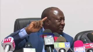 Waziri Mwakyembe amaliza utata sakata la baadhi ya channel za TV kuondolewa kwenye ving'amuzi